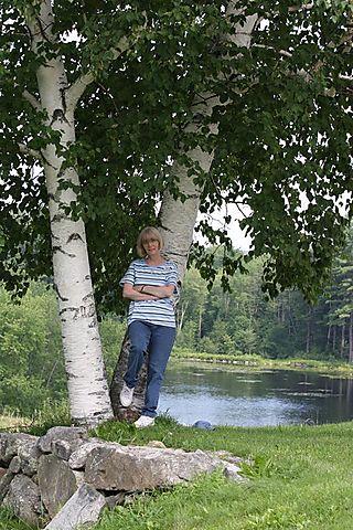 Mary by tree2_800