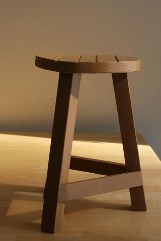 Stool painted 1_Fini