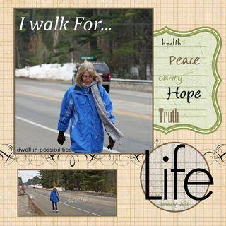 I walk-001