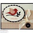 Red bird card_800