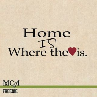 HOME IS WHERE THE HEART-001
