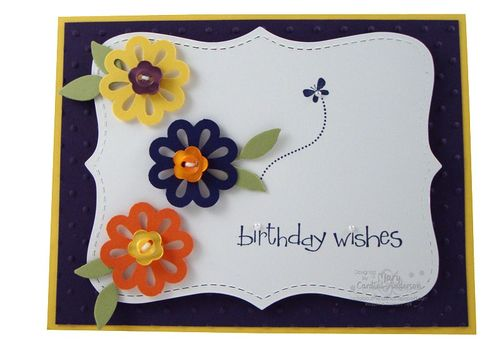 Best wishes flower card800jpg
