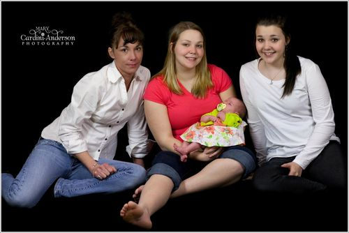 Jen (touched-up), Molly & Darcy with Grace5_4x6_Sig