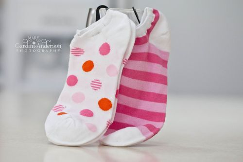 Bright Socks  4x6Sig