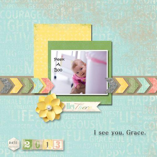 Sketch Challenge-SC63-Grace