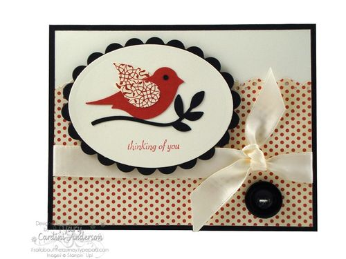 Red bird card_800