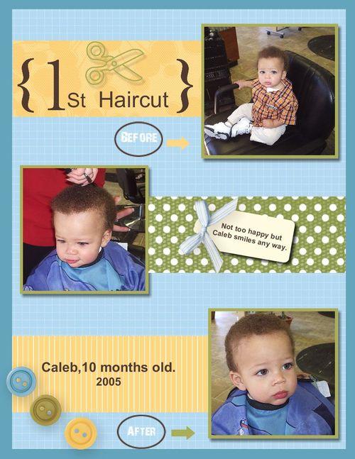 First Haircut-001